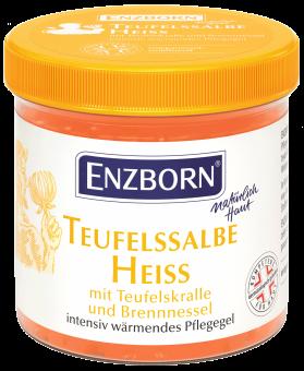 ENZBORN® Teufelssalbe Heiß 200 ml Pflege-Gel