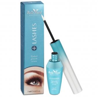 Belle Azul +Lashes - Wimpernserum für dichte, kräftige und lange Wimpern.