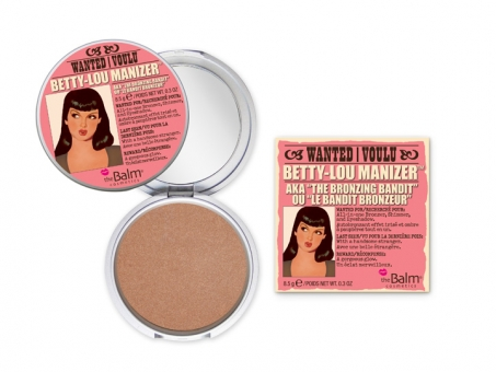Balm Betty-Lou Manizer Highlighter, Shadow & Shimmer - Bronzing