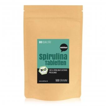 Wohltuer Bio Spirulina Tabletten