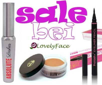 W7 Make up & Glow + ABSOLUTE Mascara + Eyeliner Prolash
