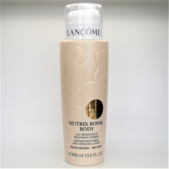 Lancome Nutrix Royal BODY 400 ml