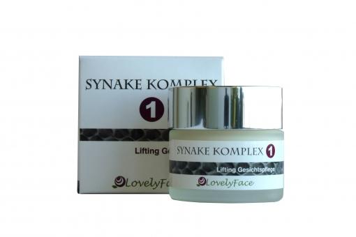 SYNAKE KOMPLEX 1, Schlangengift* mit HYALURON,  50 ml.