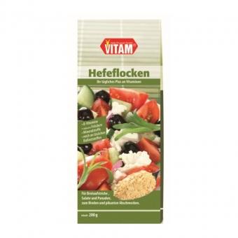 Vitam Hefeflocken 3er Pack, 3 X  200 g Sonderpreis